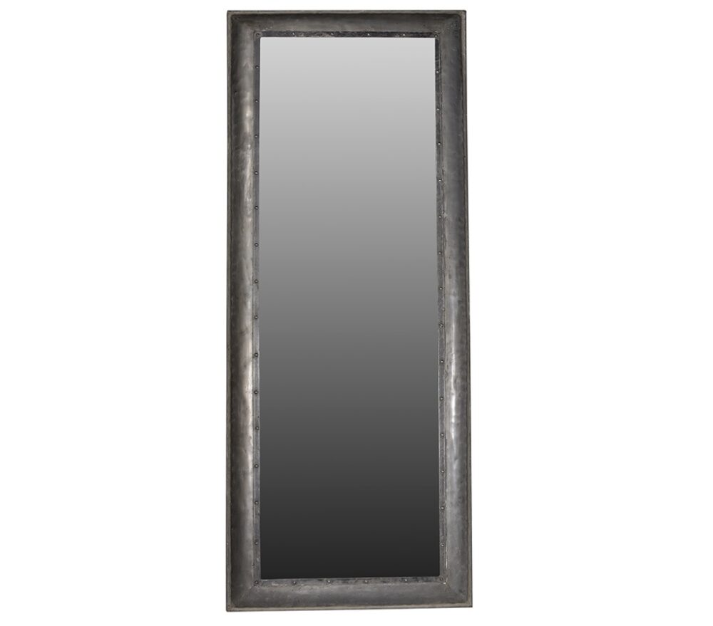 Mati Tall Iron Standing Mirror