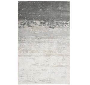 Metz Birch and Silver Rug