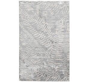 Rodez Birch Silver Rug
