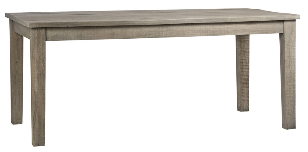 Zion Grey Mango Wood Dining Table