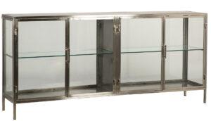 Arden Iron & Glass Sideboard