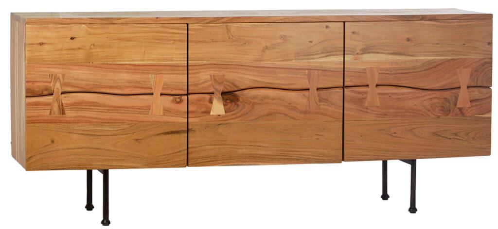 Lyons Modern Wood Sideboard