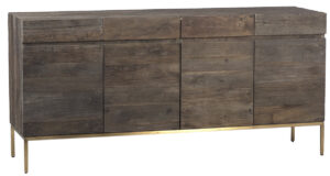 Pavoa Reclaimed Wood Sideboard with Drawers
