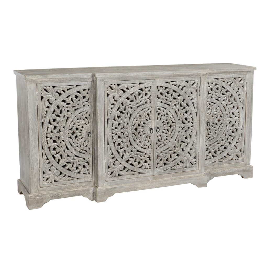 Harmony Floral Patterned Sideboard