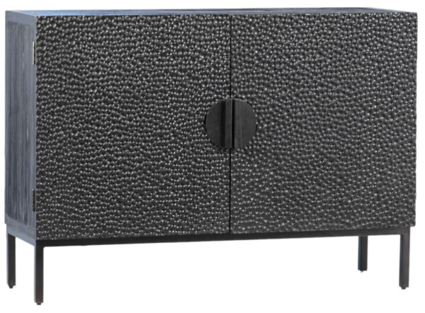 small black sideboard