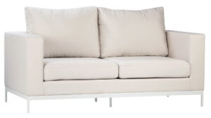 65″ Outdoor Love Seat with Sunbrella Cushions