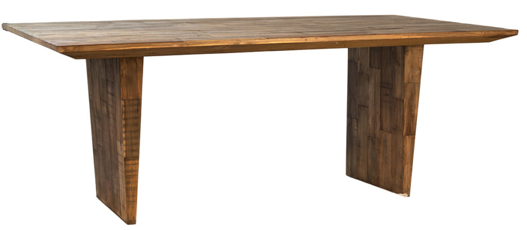 79″Chelsea Teak Dining Table