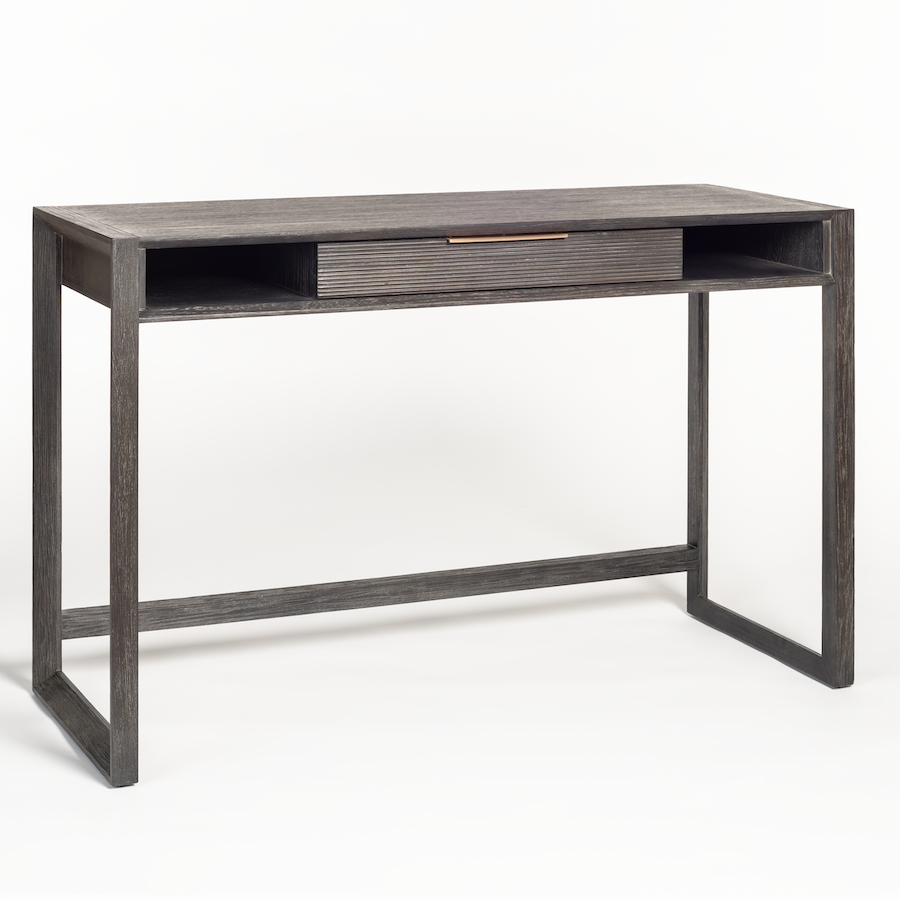 Brushed Black Riley Desk