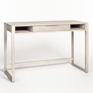 Brushed Light Grey Riley Desk