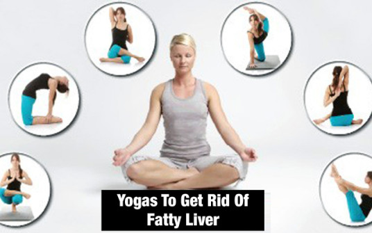 get rid of fatty liver