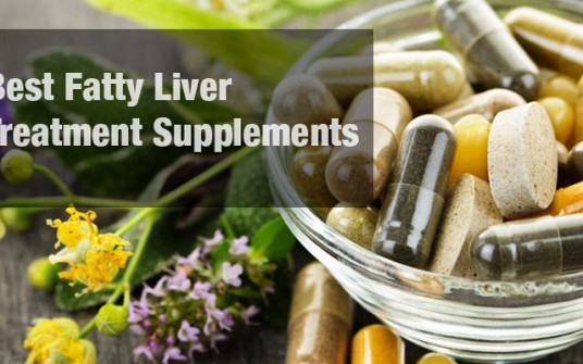Best Fatty Liver Treatment Supplements