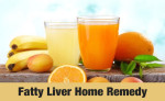 Home Remedies For Curing Fatty Liver