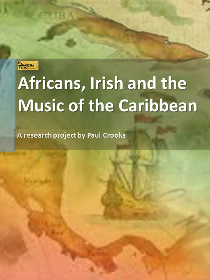 Africans, Irish and the Music of the Caribbean