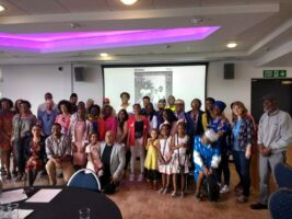 Windrush day celebration in Bristol with Ancestry Talks's Paul Crooks