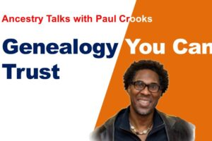 Black Genealogy Tracing Caribbean Roots