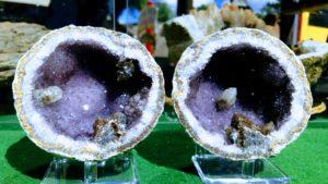 Choya, Geode, Amethyst