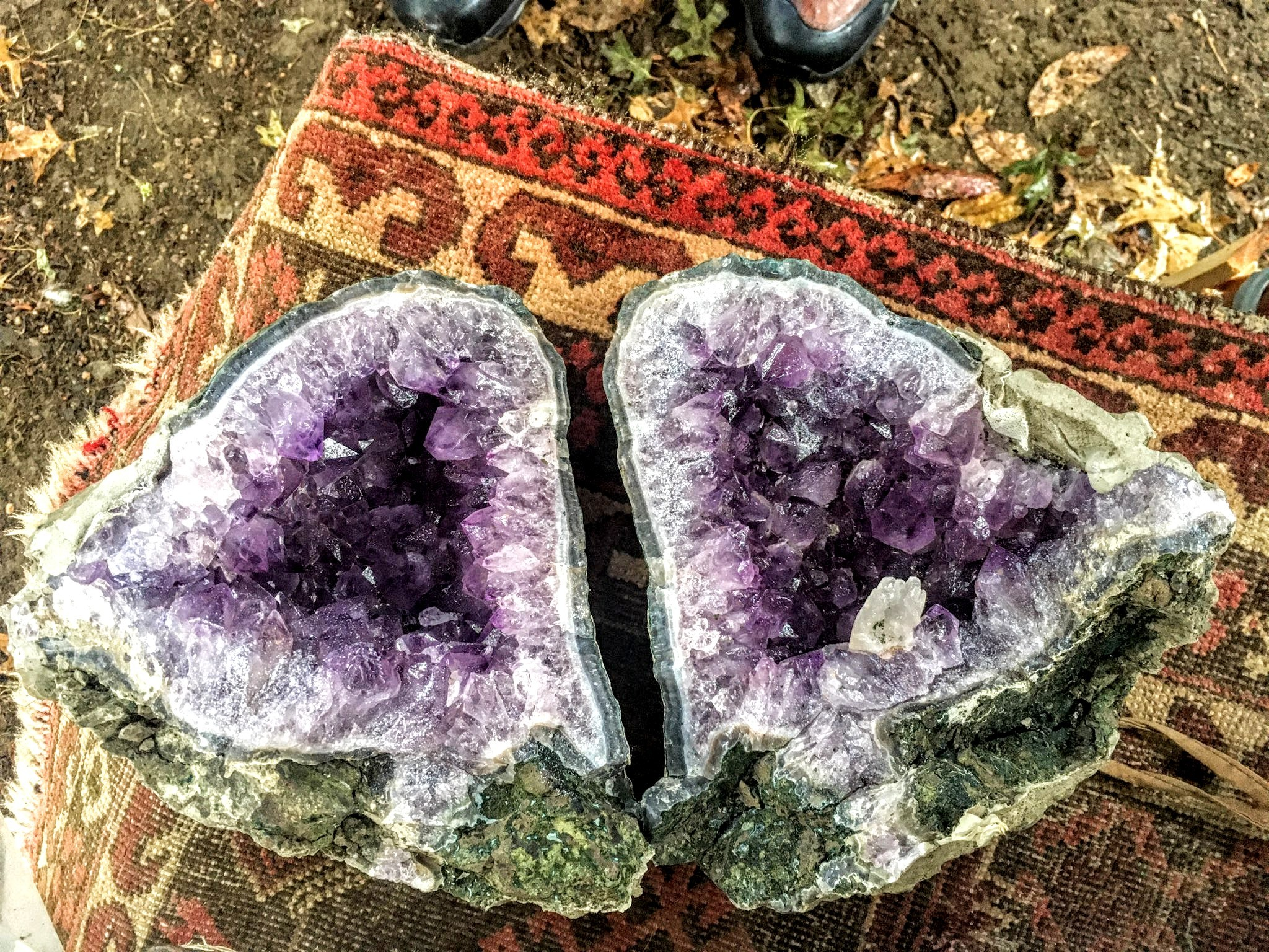 Brazilian Amethyst Cathedral