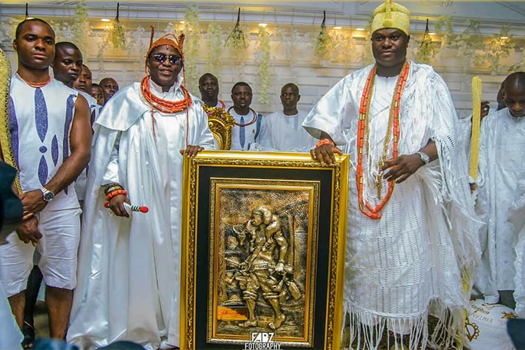 OONI OF IFE ARTIFACTS-