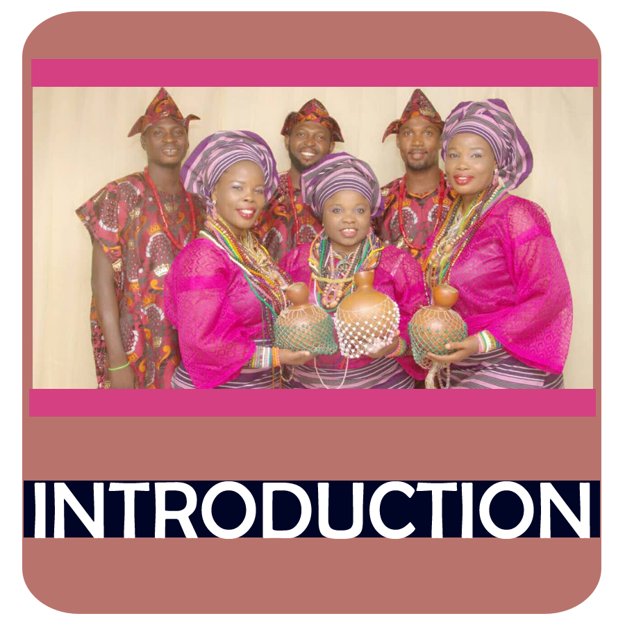 ADUNNI & NEFRETITI - INTRODUCTION