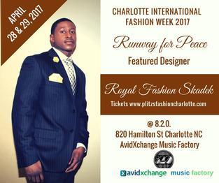 Charlott International Fashion Week Back