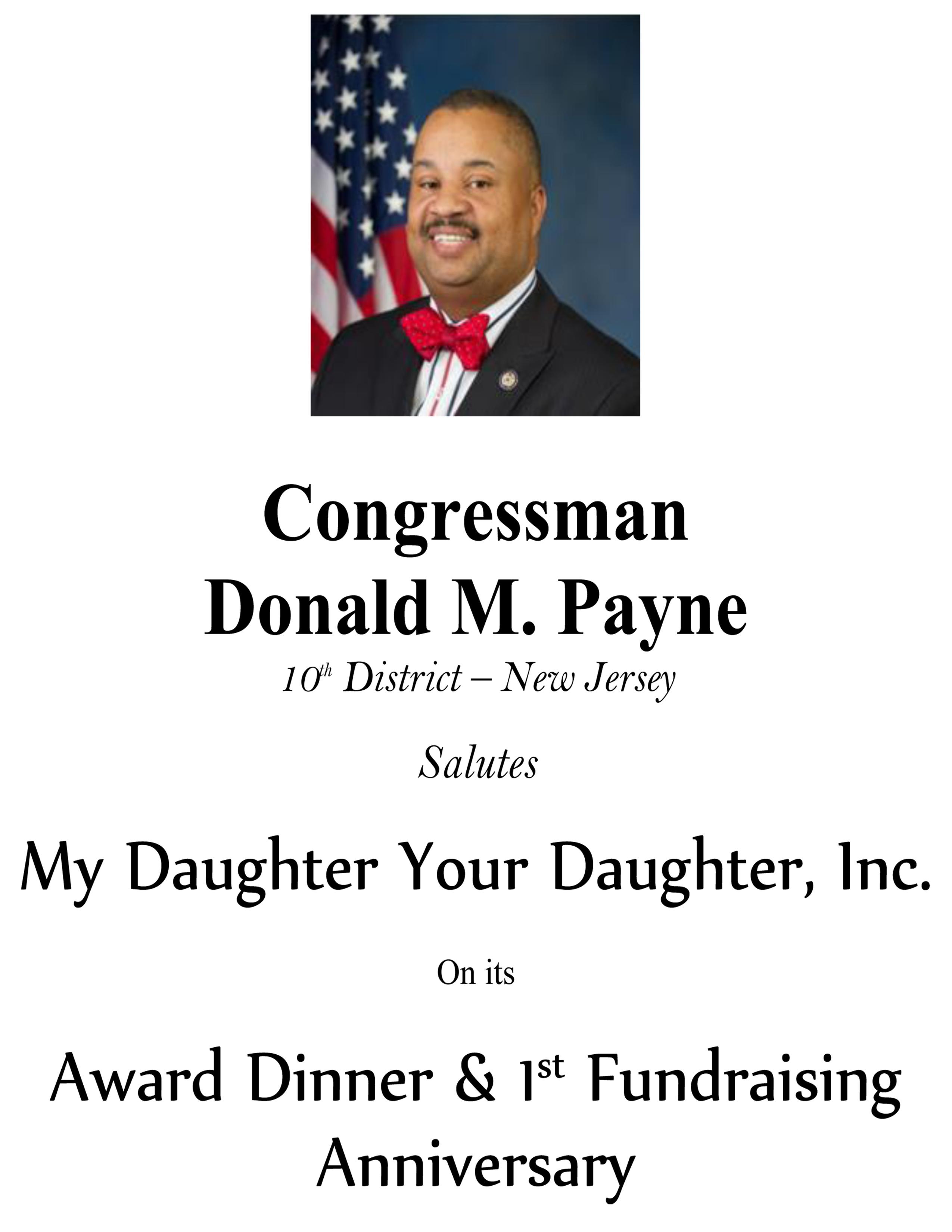 Congressman Donald M