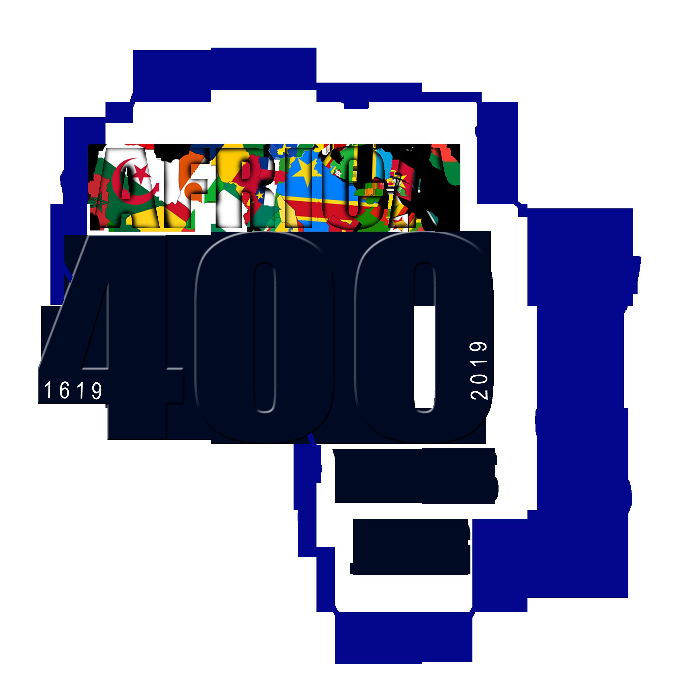 AFRICA 400 YEARS LOGO