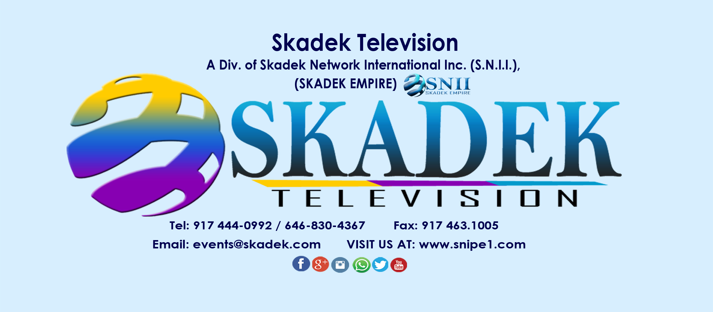 SKADEK TV FB COVER
