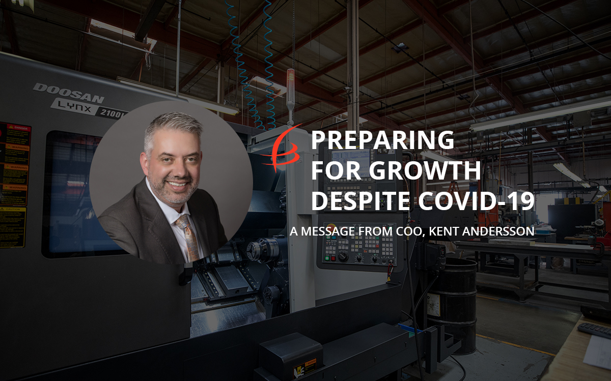 aerospace manufacturing growth despite covid