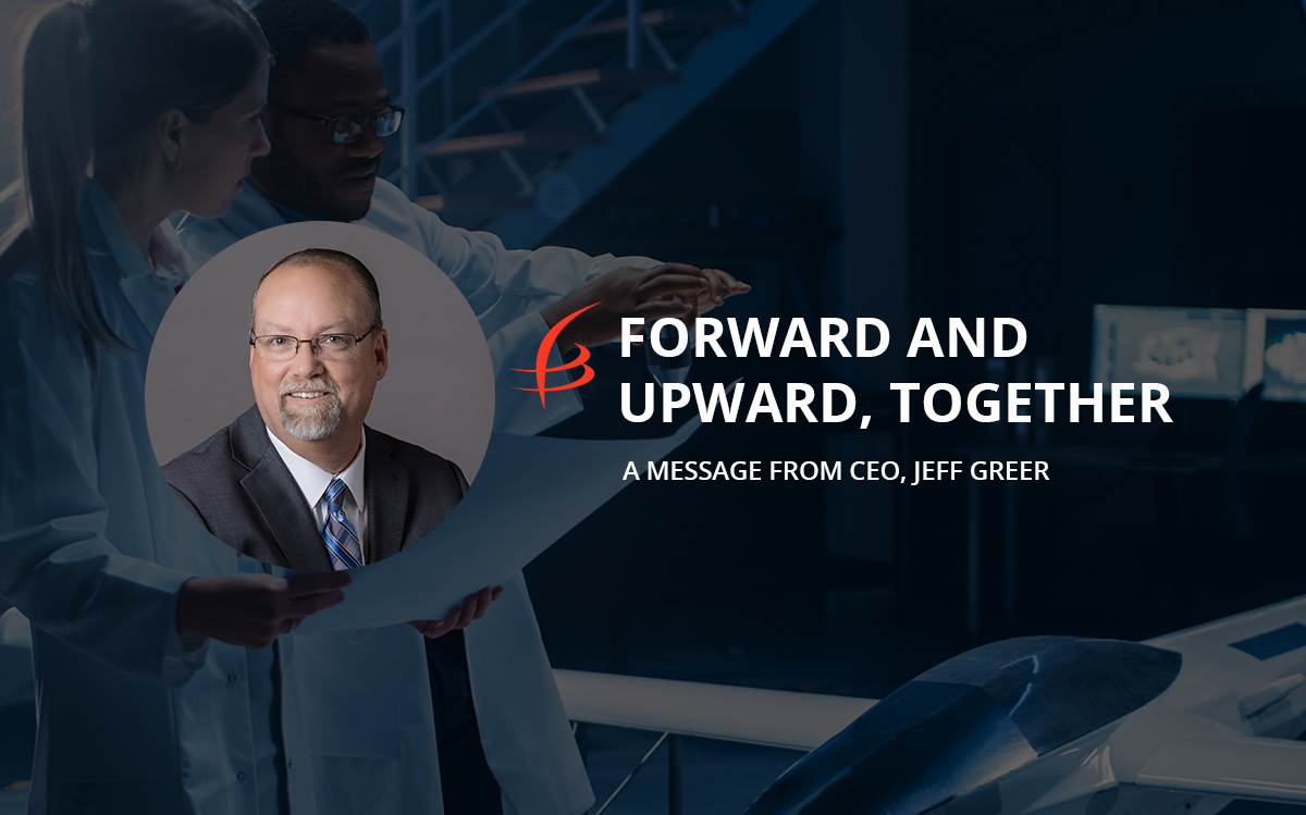 Forward and Upward, Together in 2021