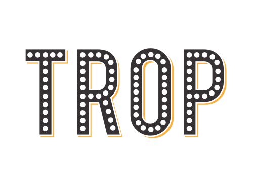 The Trop Resized Logo