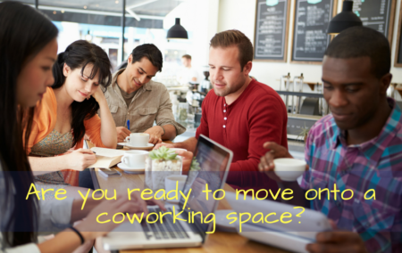 Coffee Shop Workspace To Coworking