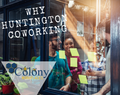 Why Huntington Coworking