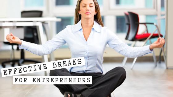 effective breaks