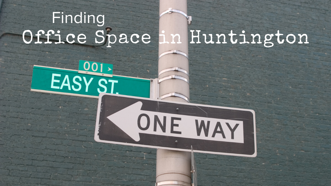 Finding Huntington Office Space