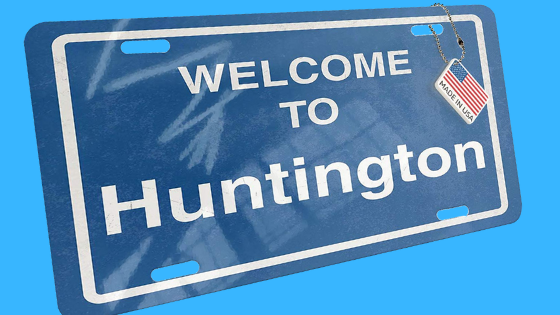 Why live in Huntington, NY