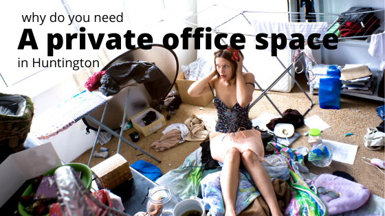 Private office space in Huntington