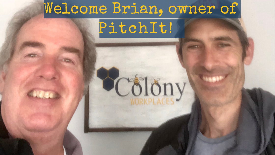 Welcome PitchIt!