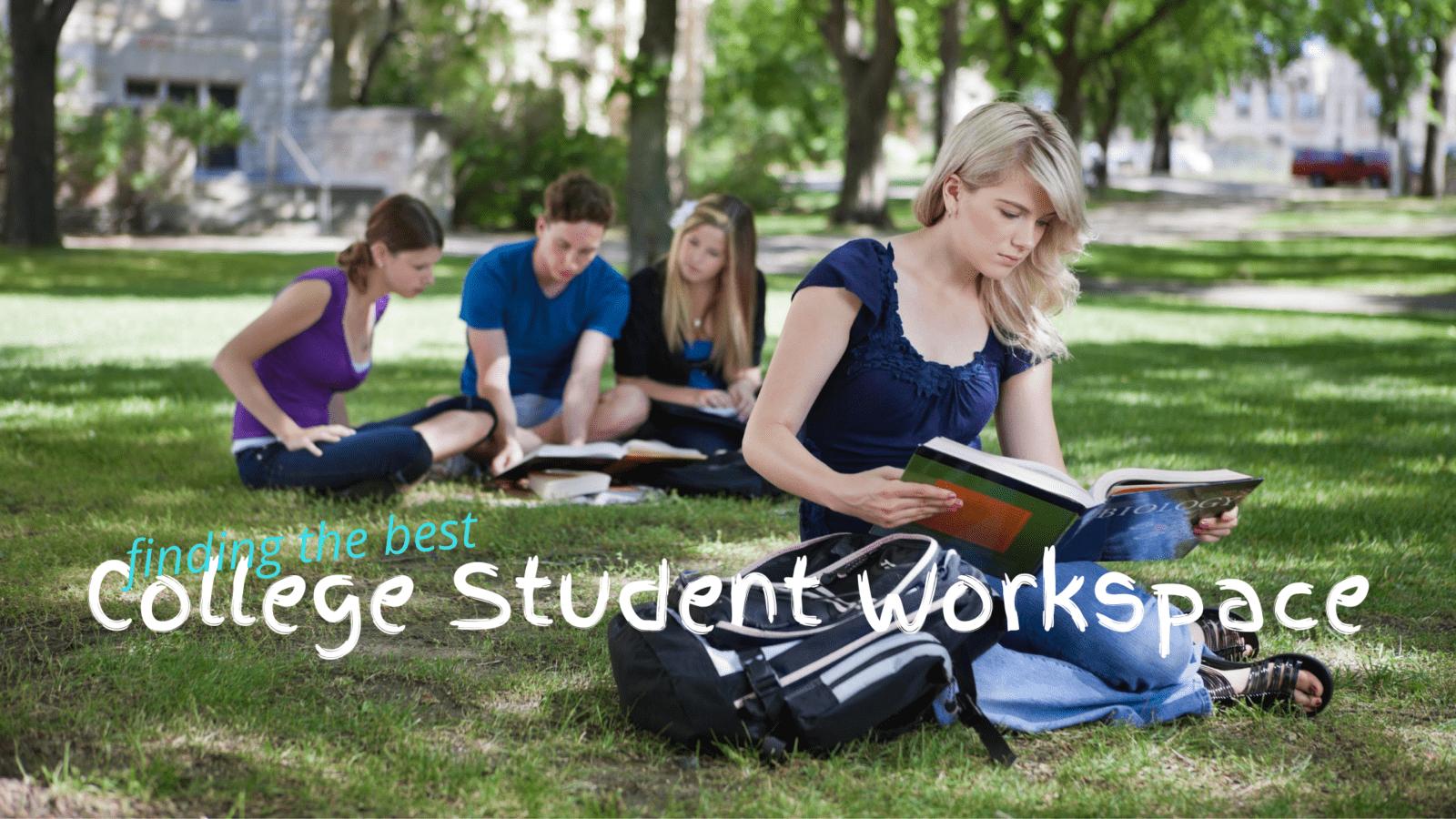 College Student Workspace
