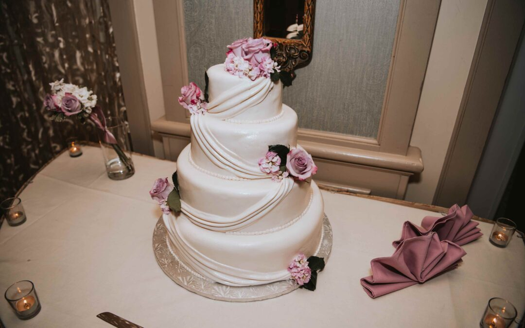 Top Tips for Choosing Your Wedding Cake
