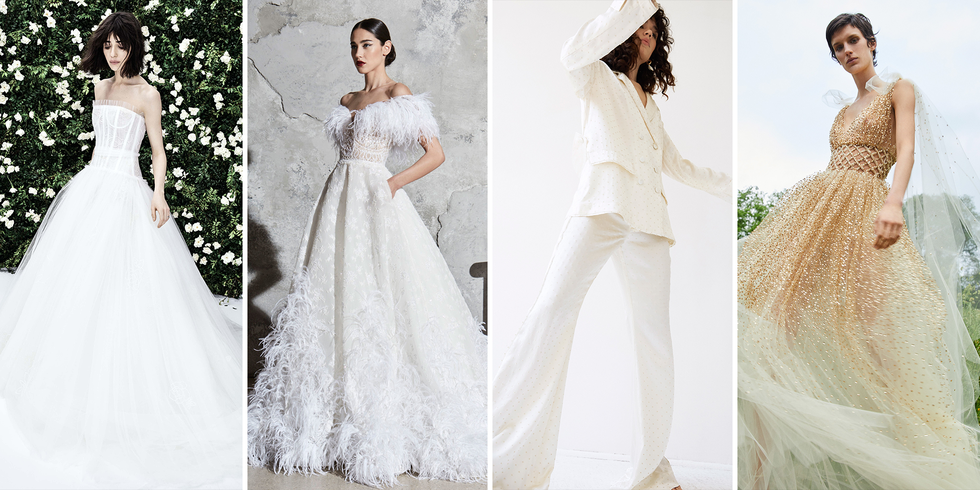 Top Bridal Trends for 2020 Weddings