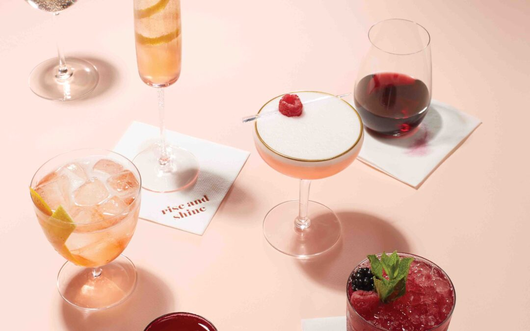 Wedding Signature Drink Recipes