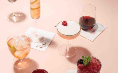 Wedding Signature Drink Recipes