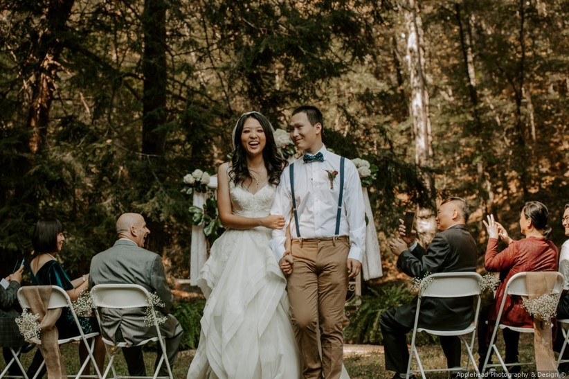 """These 2020 Wedding Ceremony Songs Will Update Your """"I Dos"""""""