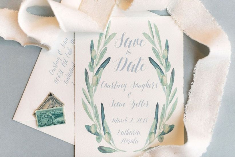 Save-the-Date Ideas for Every Wedding Style