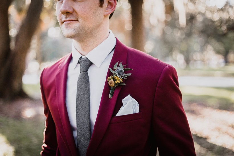 These 2020 Groom & Groomsmen Trends Are Super Dapper