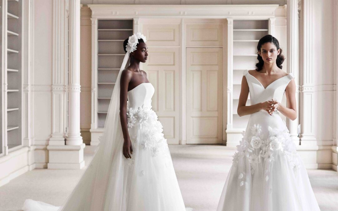 The Best Wedding Dresses from the First Virtual Bridal Fashion Week