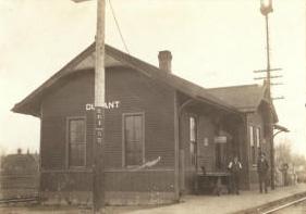 The History of Durant, Iowa