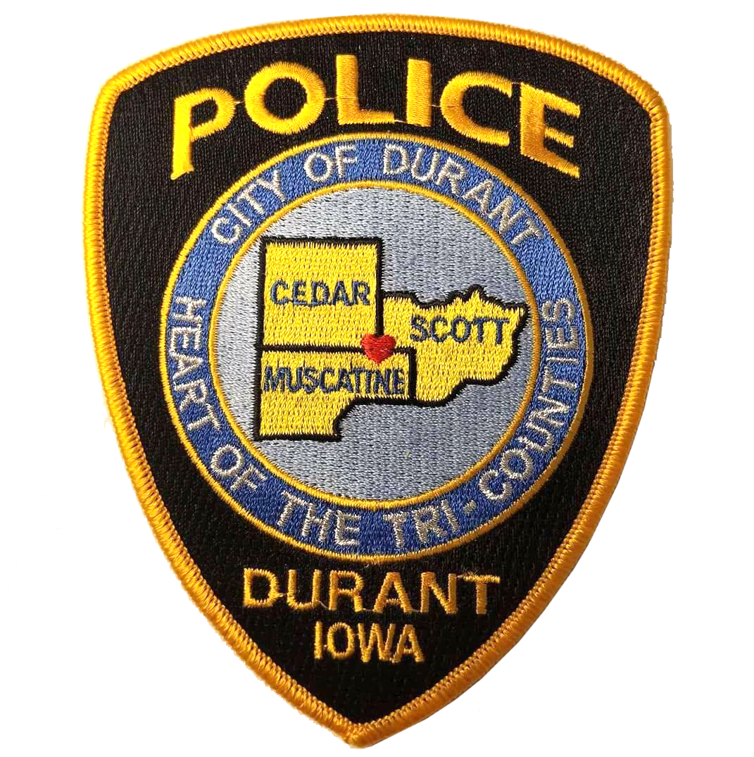 Durant, Iowa Police Department