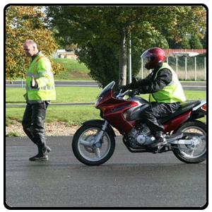 CBTA Pre-test training. Motorbike Training Northshore, Auckland