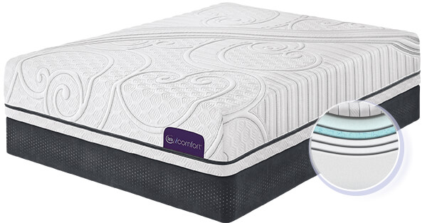 Meet Serta's most advanced sleep system – ever.
